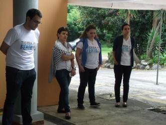 Voluntarios Tierra Fértil Costa Rica