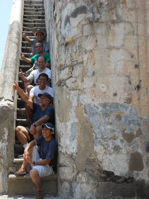 Teologado - comunidad 2014