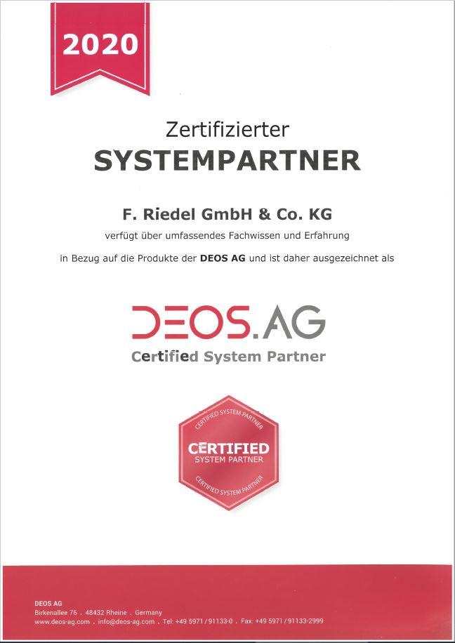 DEOS Partner2020