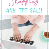 5 Tips for Shopping on TPT