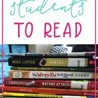 How to motivate your students to read