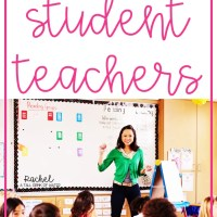 The Best Advice for Student Teachers