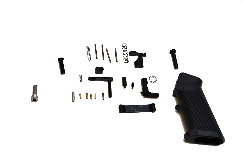 Spike's Tactical AR-15 Lower Parts Kit Without Fire Control Group