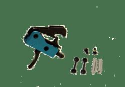 Black Rain Ordnance Drop in 3.5 LB Trigger With KNS Anti-Rotation Pin Kit