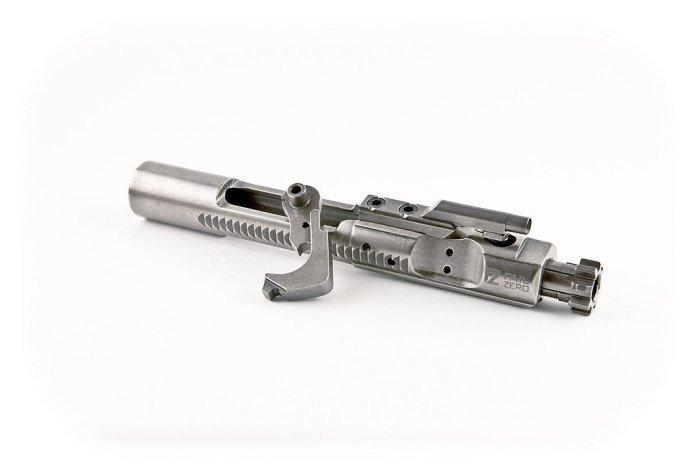 FailZero M16/M4 Bolt Carrier Group & Hammer - Nickel Finish