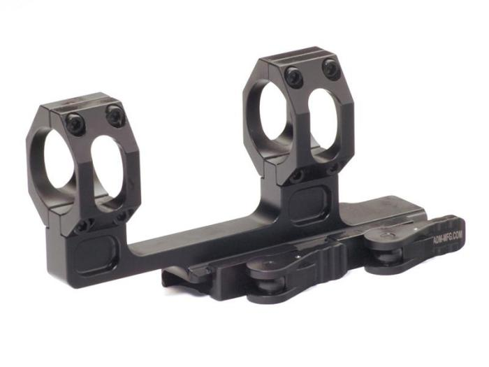 American Defense Mfg. AD-RECON-H Scope Mount 30mm Rings