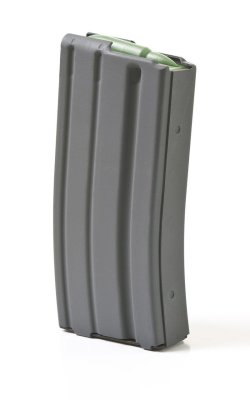 Ammunition Storage Components .223 Aluminum - 20 Rd Magazine