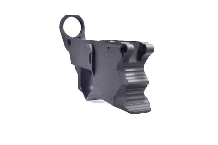 Iconic Industries Gen2 Instigator Billet AR-9, .308 DPMS or AR-15 80% Lower Receiver (Options)