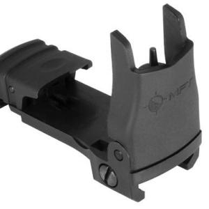 Mission First Tactical Back Up Polymer Flip-up Front Sight
