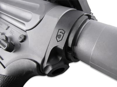 Phase 5 Sloped QD End Plate (Options)