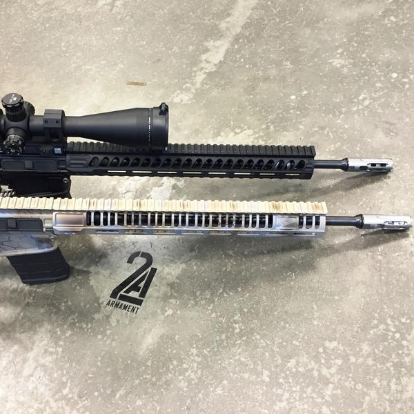2A Armament Xanthos Rails  308 M-LOK Handguard