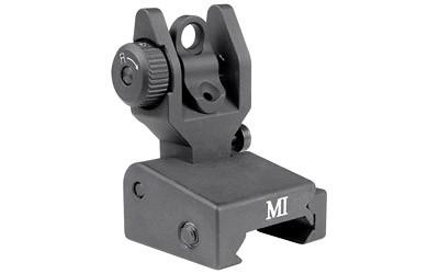 Midwest Industries SPLP Flip Up Rear Sight