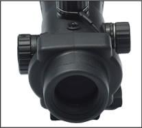 Lucid Optics HD7 Gen 3 Red Dot Sight (Options)