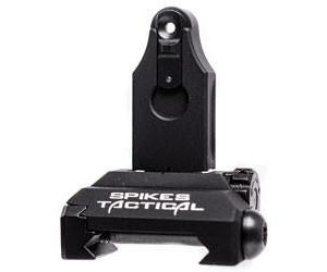 Spike's Tactical Gen 2 Micro Folding Sight - Rear