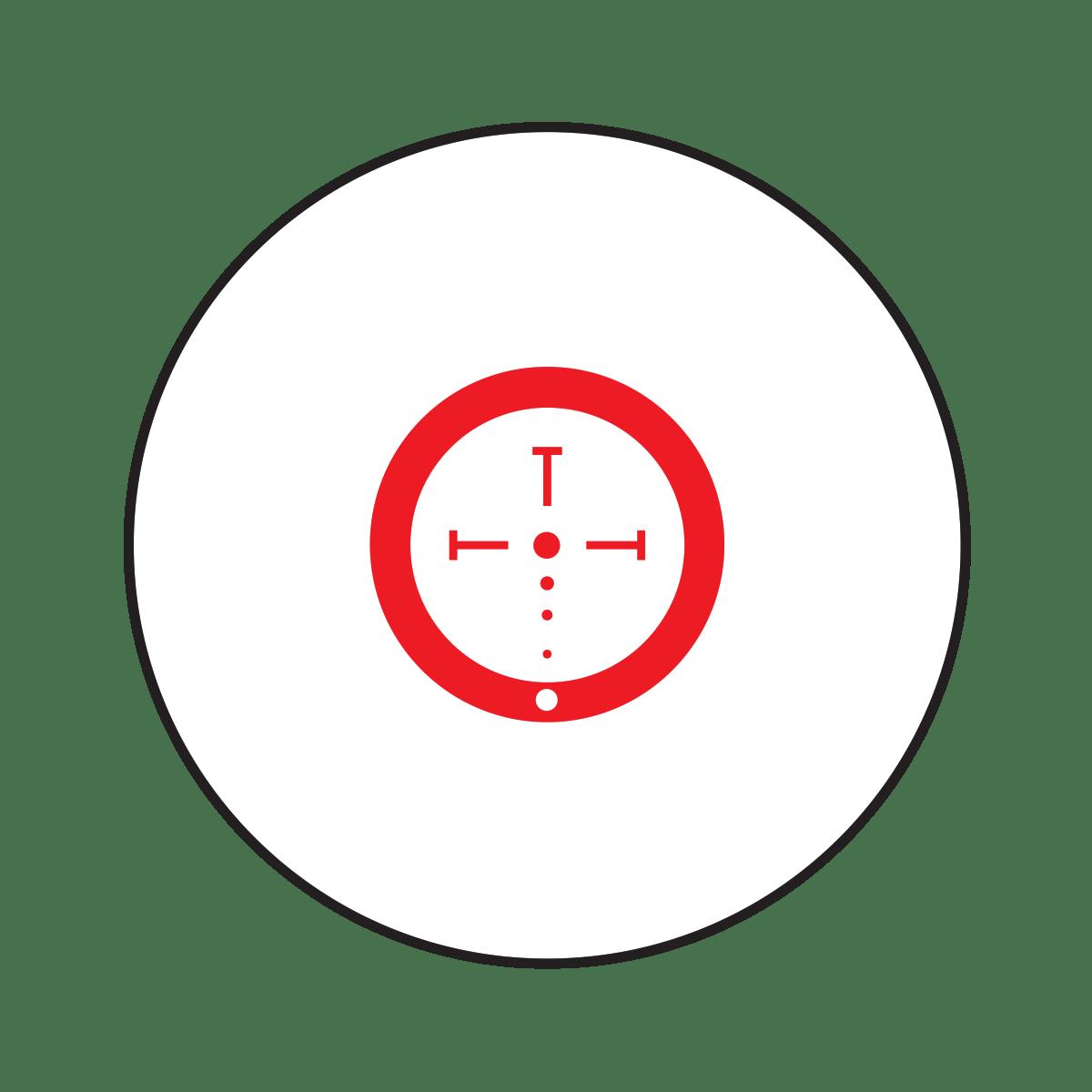 Burris AR-536 Multi-Reticle 5x Sight