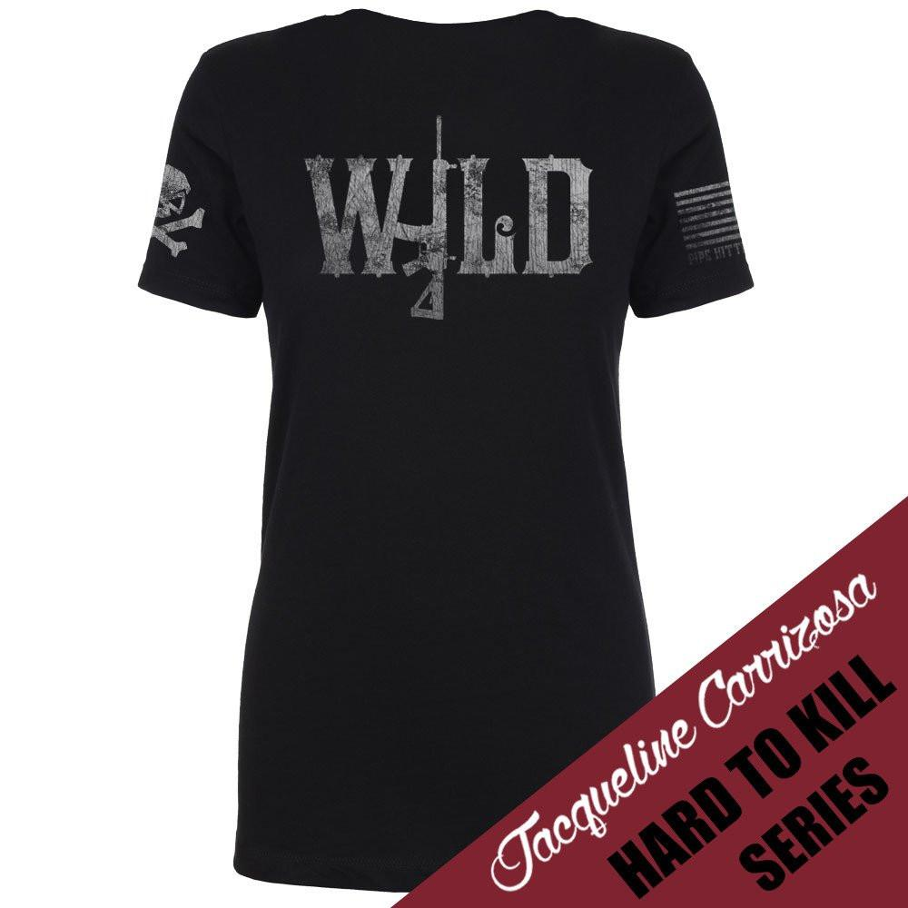 "Pipe Hitters Union ""Wild"" Women's T-Shirt (Options)"