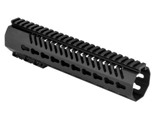 Mission First Tactical TEKKO Metal KeyMod Free Float Handguard (Options)