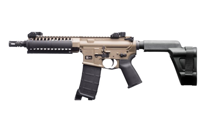 SB Tactical SBV Pistol Stabilizing Brace (Options)