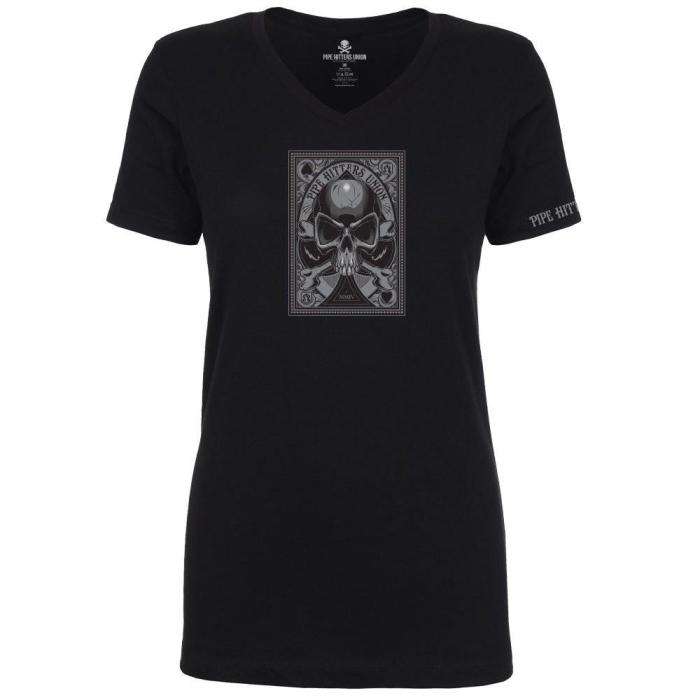 "Pipe Hitters Union ""Death Card - Ace"" Men's or Women's T-Shirt (Options)"