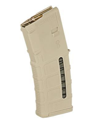 Magpul PMAG 30 Round AR/M4 GEN M3 Window 5.56x45mm NATO (Options)