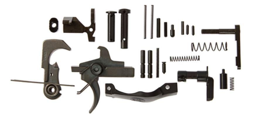LWRCI Deluxe Lower Parts Kit