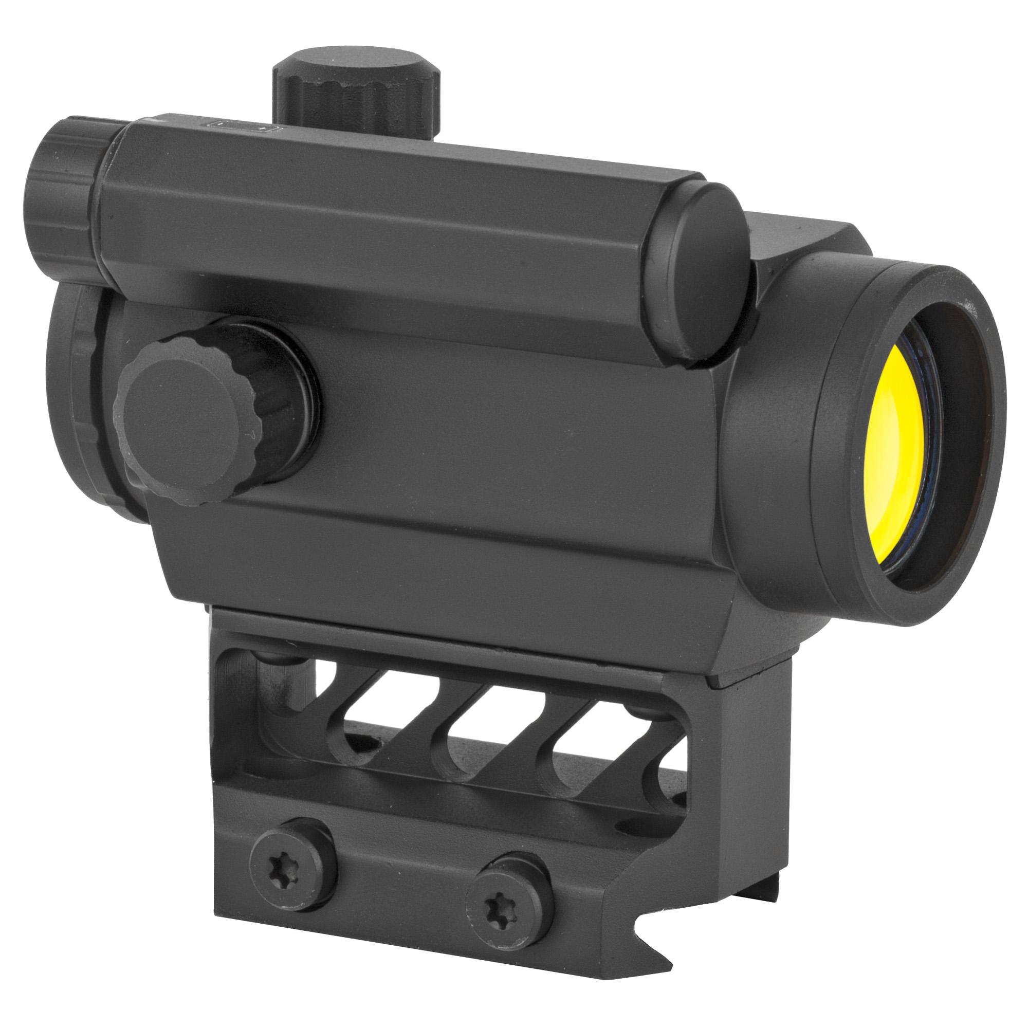 Black Spider Optics M0129 Micro Red Dot - MSR Arms 1