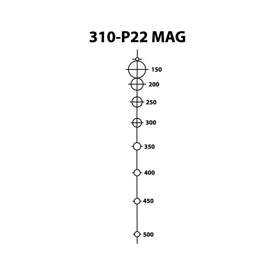 Shepherd Scopes Dual Reticle System (DRS) P-Series Scope 3-10x40 (Options)