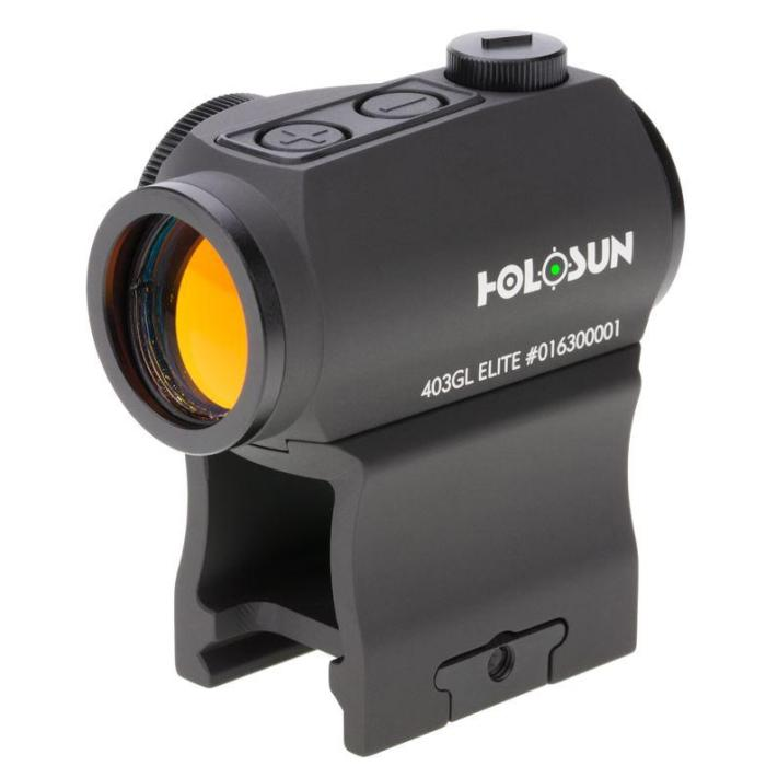 Holosun HE403GL-GR Elite Green Dot Sight