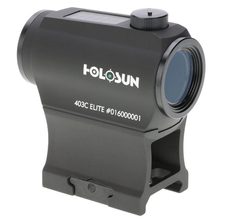 Holosun HE403C-GR Elite Solar Green Dot Sight