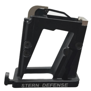 Stern Defense Smith & Wesson M&P 9mm / 40 Cal. Magazine Adapter for AR-15