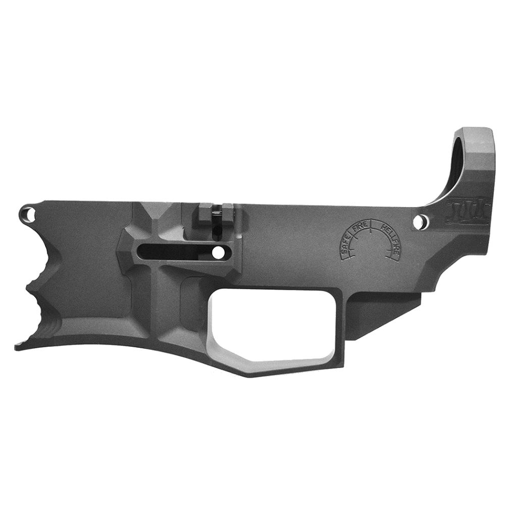 Iconic Industries Gen2 Instigator Billet 80% Lower Receiver (Options)