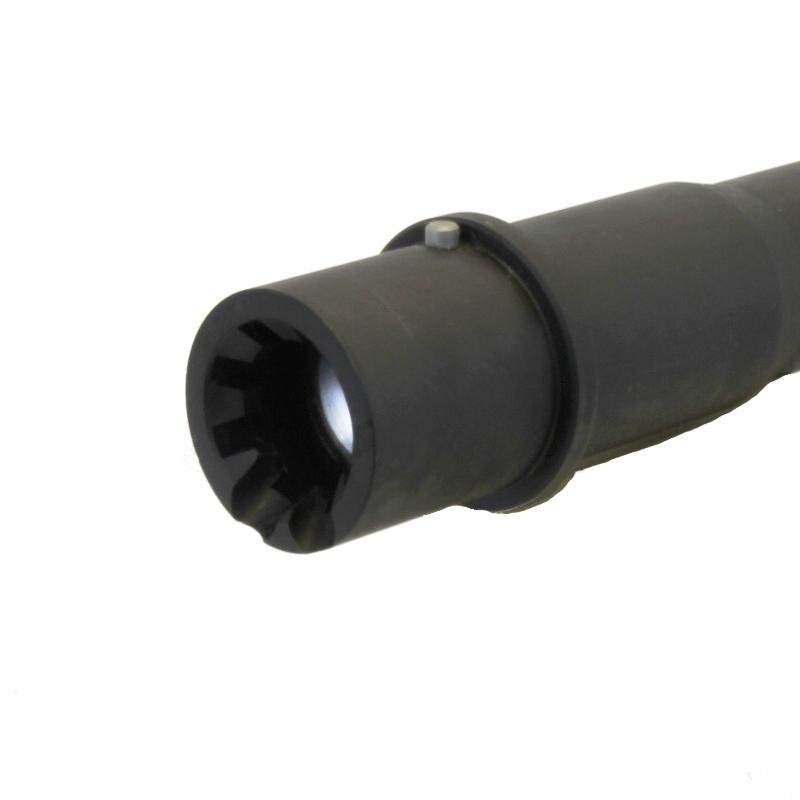 Criterion Barrels Parkerized Finish Chrome Lined Hybrid Contour Barrel .308 AR (Options)