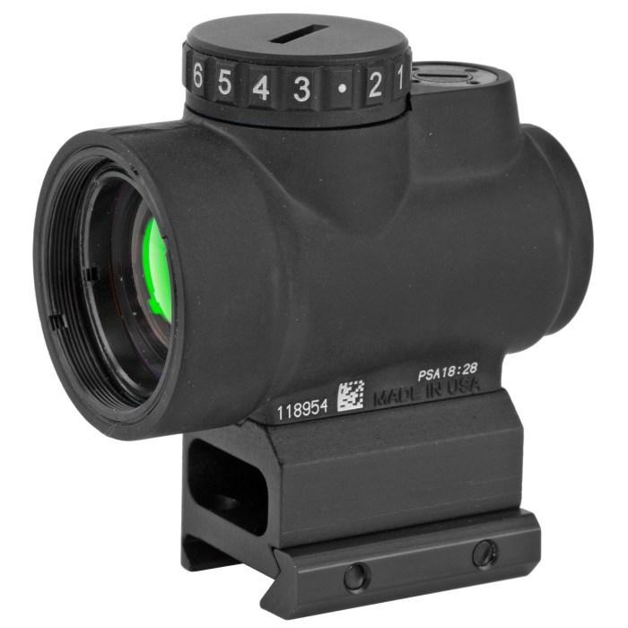 Trijicon MRO 2.0 MOA Red Dot - MSR Arms 5
