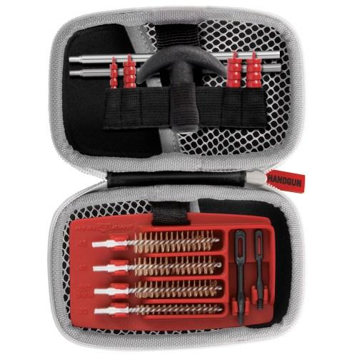 Real Avid Gun Boss Handgun Cleaning Kit .22 thru .45 Cal - MSR Arms