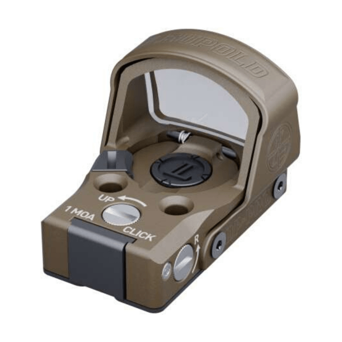 Leupold DeltaPoint Pro, 2.5MOA Red Dot and NV-compatible - MSR Arms 1