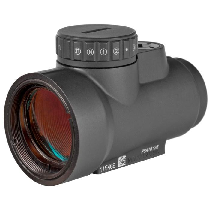 Trijicon MRO HD Red Dot Sight - MSR Arms