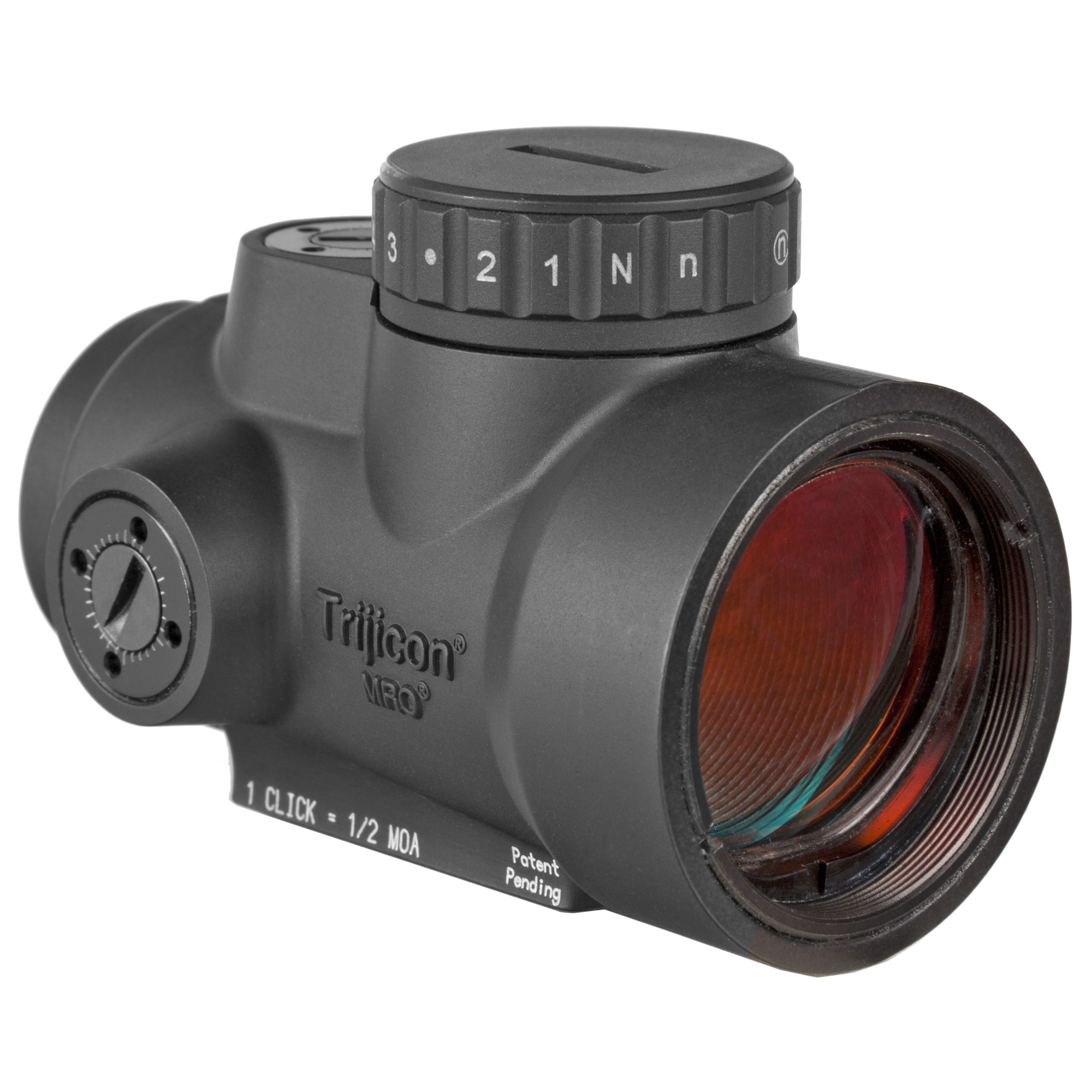 Trijicon MRO HD Red Dot Sight - MSR Arms 1