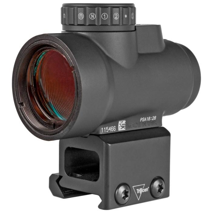 Trijicon MRO HD Red Dot Sight - MSR Arms 6