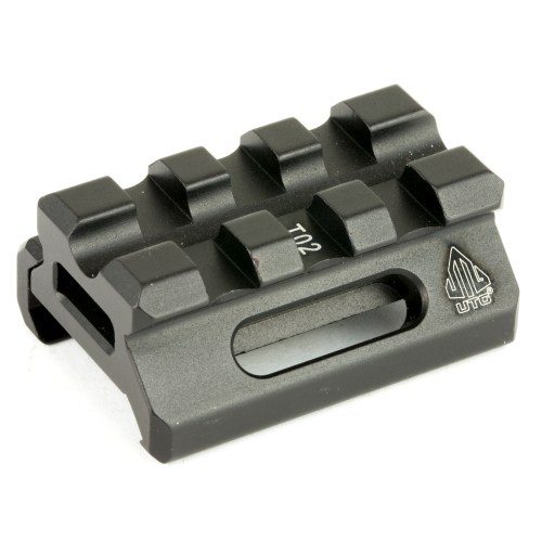 Leapers UTG Super Slim Picatinny Riser Mount - MSR Arms