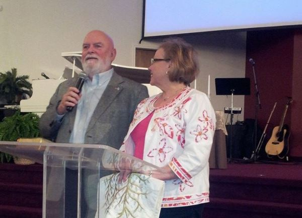 Billy Joe & Ruthie Young Speaking
