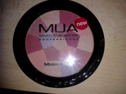 MUA Mosaic Blusher - English Rose