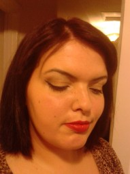 Dita Von Teese Inspired Make up