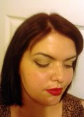 Dita Von Teese Inspired Make up 2