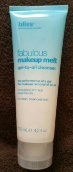 Bliss Fabulous Makeup Melt Review