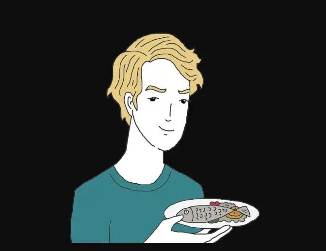 ما هو تفسير أكل السمك المشوى فى الحلم لابن سيرين موقع مصري