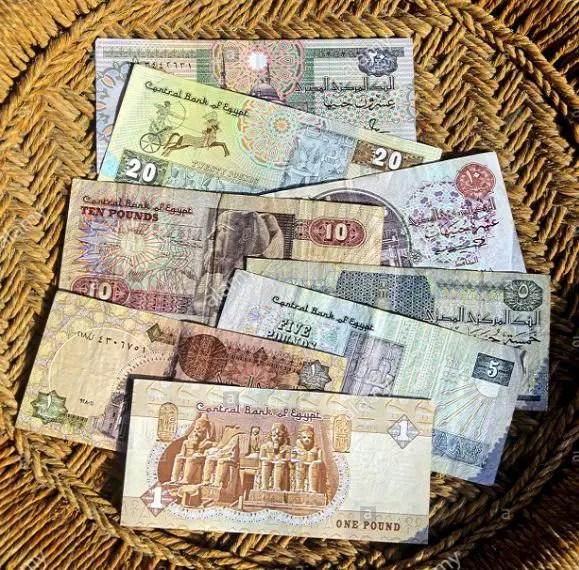 تفسير حلم العثور على النقود الورقية ورؤية الخمسة جنيه موقع