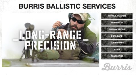 Burris Optics has released a set of ballistic tools to use with its riflescopes.