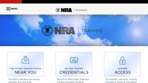 nra online