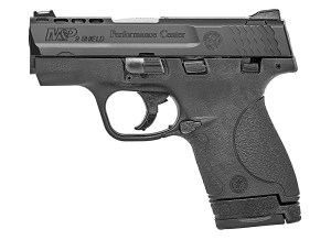 Smith & Wesson Performance Center M&P Shield 3.1-inch ported barrel