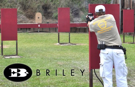 The Briley Manufacturing Barricade Event Featuring Midsouth Shooter Kevin Angstadt